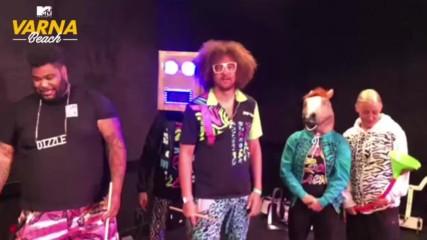 RedFoo MTV Presents Varna Beach 2018 - Видео обръщение