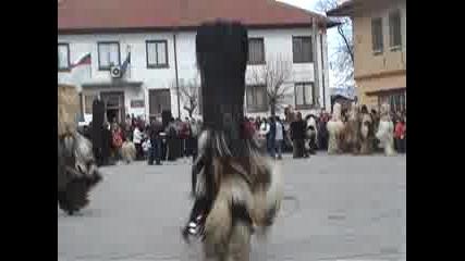 Kukeri Vinogradec Obshtina Septemvri 2008g
