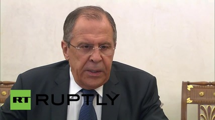 Russia: Lavrov reports to Security Council on Paris' Normandy Four talks