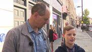 Проект - затлъстели манекени на деца в Англия