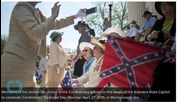 Confederate Flag Removed From Alabama Capitol Grounds