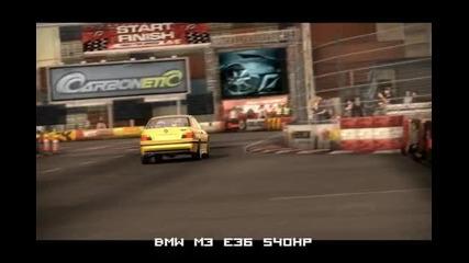 Shift 2 Drift s E36