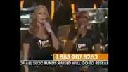 Explosive !!! Всички известни певеци заедно изпълняват песен за подкрепа на жените с рак на гърдата!!!
