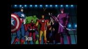 Отмъстителите: Най-могъщите герои на Земята / Отмъстителите срещу Господарите на Злото