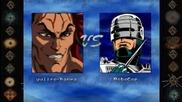 Yujiro Hanma vs Robocop