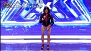 Shirlena Johnsons X Factor Audition (full Version)