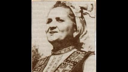 Комня Стоянова - Турчин робини караше