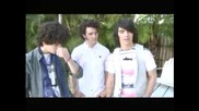 Youtube - Jonas Brothers Teen Magazine Cover Shoot