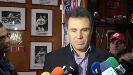 Спас Джевизов: Ще натоваря всички треньори като магарета