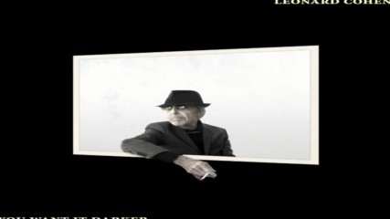 Leonard Cohen - You Want It Darker Audio