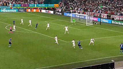 Италия - Англия 1:1 /редовно време/