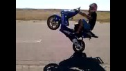 Aerox Stunt (pista Tenevo)