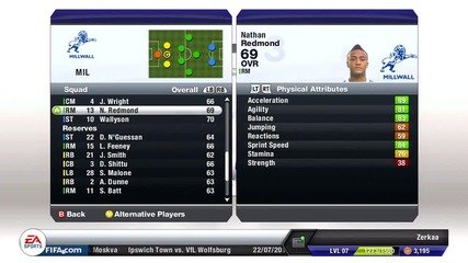 Millwall | Fifa 13 Career Mode | E1 | Squad & Transfers