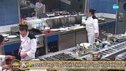 """""""На кафе"""" с Гичка от """"Hell's Kitchen - България"""" (16.05.2018)"""