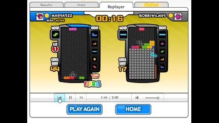 My best Tetris so far