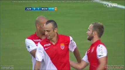 21.7 Фантастичен гол на Димитър Бербатов срещу Атлетико Хуниор