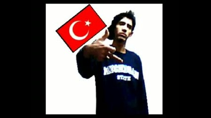 This is to Pkk (turkish Rap Hip Hop)