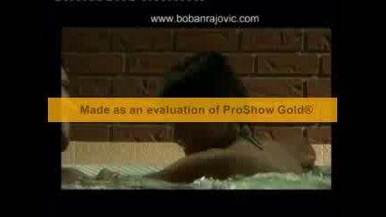Boban Rajovic - Usne Boje Vina (club Mix) .mpg