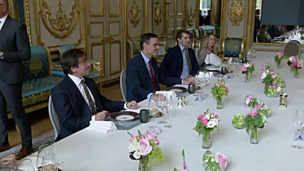 France: Macron welcomes Sanchez to discuss COVID recovery plan ahead of EU summit