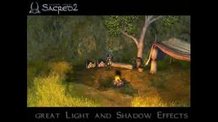 Sacred 2 В Играта