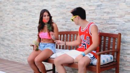 ® Горещо латино/ Noche de verano - Javi Ramirez ft. David Marley ® (official video)[hd]