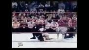 Jericho & Christian В Борбата Си За Trish