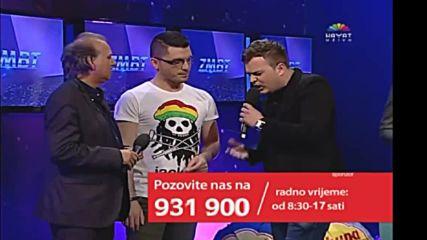 Muharem Serbezovski ,sead Besim - Ko zna kolko daleko si ti Zmbt 6 No