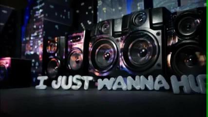 Justin Bieber - Right Here ft. Drake / Lyric video /