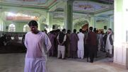 Afghanistan: Suicide bombing kills at least 35 in Kandahar mosque