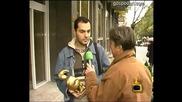 Златен скункс за Драго Драганов