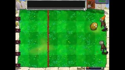 Plants Vs Zombies Еп 2- Боулинг