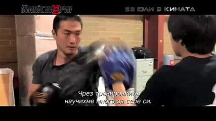 """G.I. Joe: Змийски очи - зад кадър """"Готов за битка"""""""
