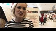 Ива Екимова - Посланик в Коледната Кампания на Holiday Heroes