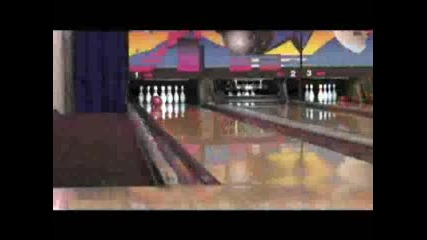 Bowling - Реклама На Brunswick