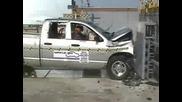 Dodge Ram 1500 Краш Тест