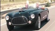 Гаражът на Джей Лено - Ferrari Barchetta 1952