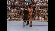 The Undertaker Vs Giant Gonzales