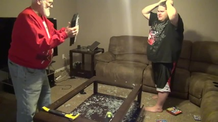Ядосан дядо чупи Playstation4