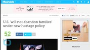 U.S. 'Will Not Abandon Families' Under New Hostage Policy