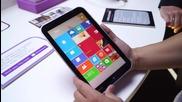 Toshiba Encore Tablet at Ifa 2013 Berlin - tablet.bg