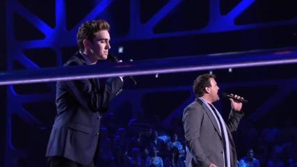 Победителят в Гласът на Австралия season 2