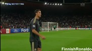 Cristiano Ronaldo - Ready For Real Madrid Vs Fc Barcelona 2009 - 2010 - - Vbox7