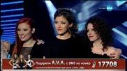 A.V.A. - Nothing Compares 2U - X Factor Live (11.01.2016)