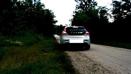 Volvo V40 D3 - форсиране, ускорение от 0 до 100км/ч