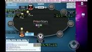 Skandala от Pokerstrategii.com печели турнира на Pokerstars $300 Gtd (рибай и адон) на 17.04.2011