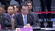 Singapore: South China Sea moving towards 'greater stability' - Chinese premier Li