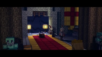 A Minecraft Parody of Coldplay's Viva la Vida