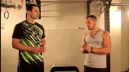 Супер Сериите С02 Еп17 - Атлетично тяло със Стрийт фитнес от Ники Гетов