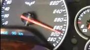 Невероятно ускорение 0 - 300 km/h