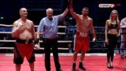 Тервел Пулев унижи унгарец във Виена
